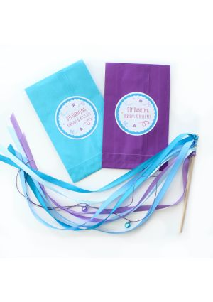 Ribbon Wands DIY Kit