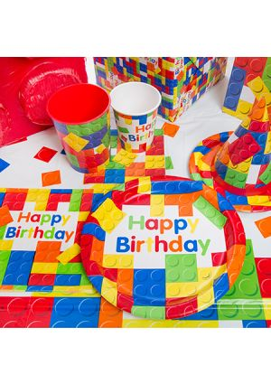 Building Blocks Party - Quick Buy
