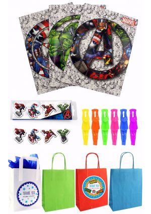 Avengers Party Bag