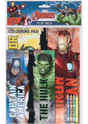 Avengers Play Pack