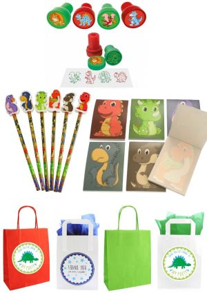 The Dinosaur Value Party Bag