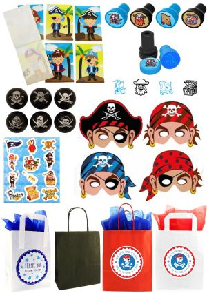 The Pirate Party Bag