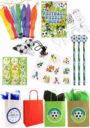 The Goal Football Party Bag