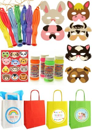 The Cute Animal Party Bag