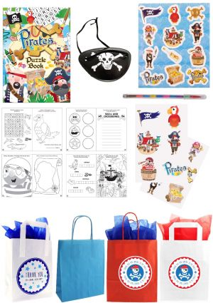 The Pirate Value Party Bag