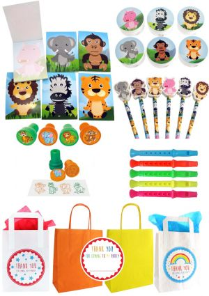 The Bumper Jungle Party Bag