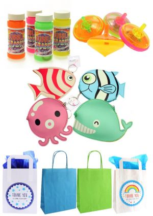 The Under The Sea Party Bag