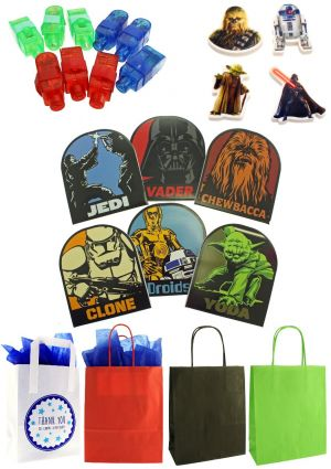 The Star Wars Party Bag