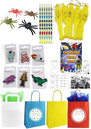 The Boys Bumper Party Bag