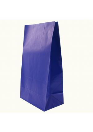 Royal Blue Paper Party Bags
