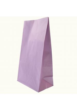 Lavender Paper Party Bags
