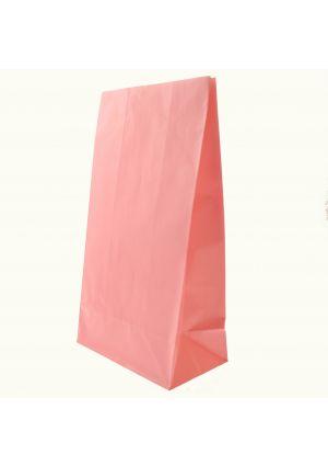 Pastel Pink Paper Party Bags