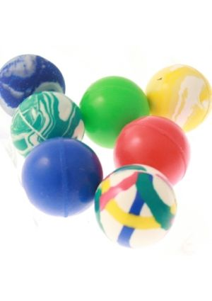 Bouncy Jet Ball