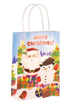 Christmas Paper Party Bag