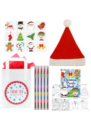 The Christmas Fun Party Bag