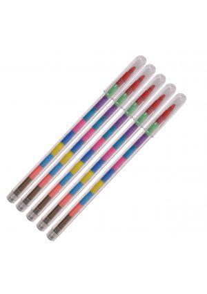Changeable Nibs Rainbow Pencil