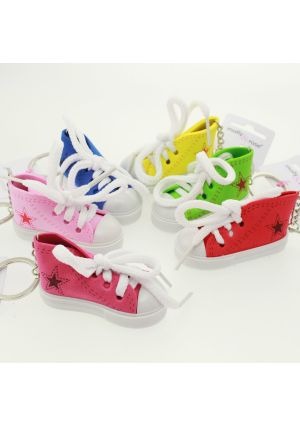 Converse Style Trainer Keyring