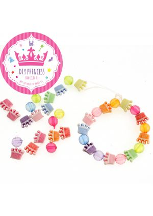 DIY Princess Tiara Bracelet