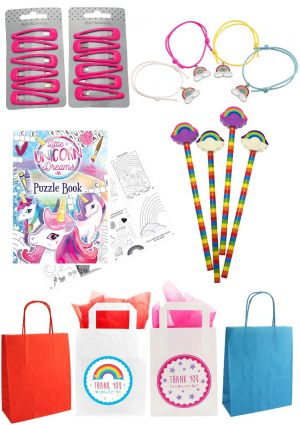 The Rainbow Party Bag