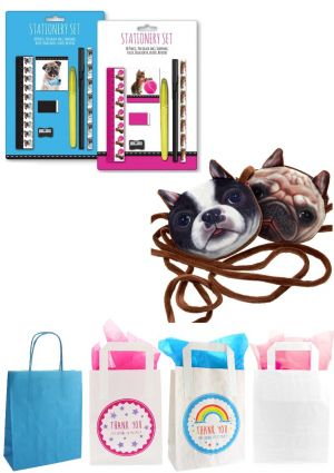 The Pet Deluxe Party Bag