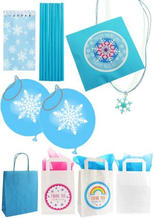The Frozen Party Bag