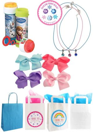The Frozen Deluxe Party Bag