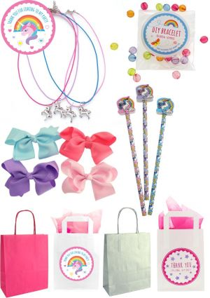 The Unicorn Deluxe Party Bag