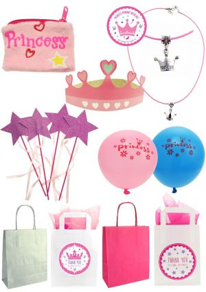 The Princess Bumper Party Bag