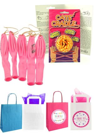 The Isla Party Bag