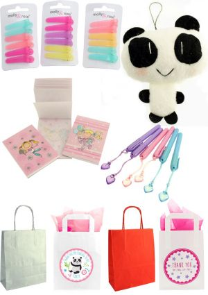 The Penny the Panda Party Bag