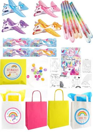 The Unicorn Rainbow Party Bag