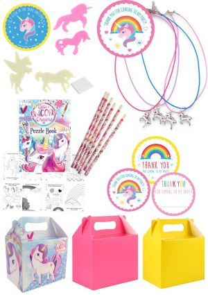 The Unicorn Party Box