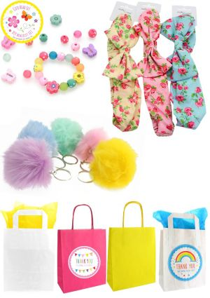 The Ruby Party Bag