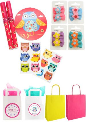 The Little Hoot Party Bag