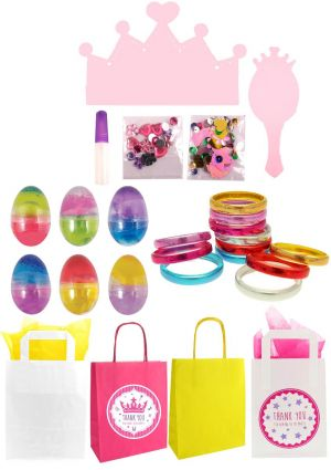 The Princess Sparkle Party Bag