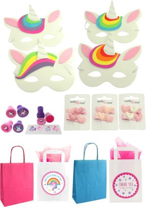 The Unicorn Fantasy Party Bag