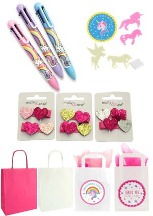The Unicorn Mythical Party Bag
