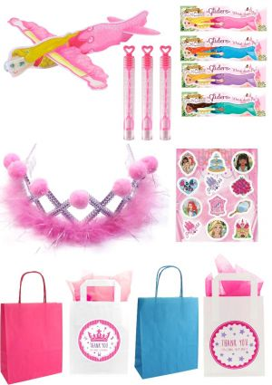 The Princess Tiara Party Bag