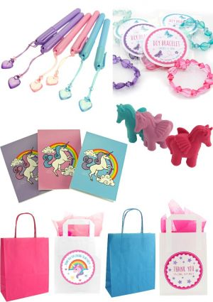 The Unicorn Party Bag