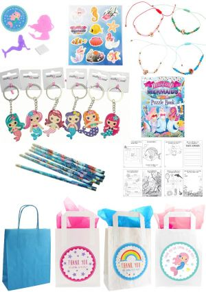 The Mermaid Bumper Party Bag