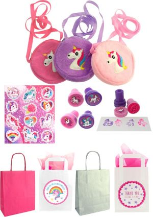 The Majestical Unicorn Party Bag