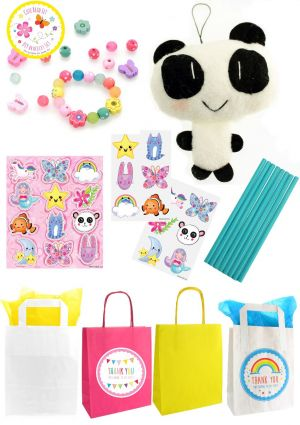 The Cute Panda Party Bag