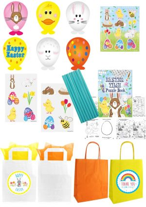 The Easter Value Party Bag