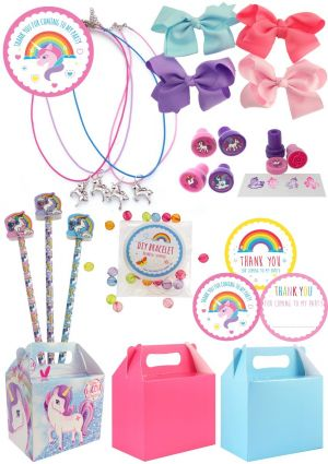 The Unicorn Deluxe Party Box
