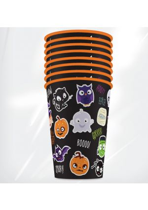 Halloween Party Paper Cups