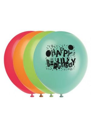 Happy Birthday Balloons (Jamboree)