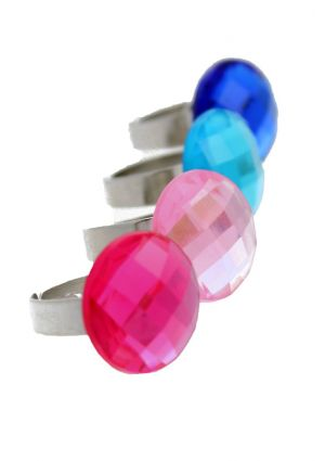 Girls Jewel Ring
