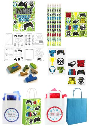 The Gamer Party Bag