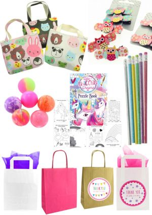 The Girls Bumper Party Bag
