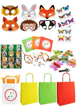Woodland Fun Party Bag